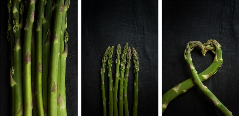 PHOTO CULINAIRE ARLES ASPERGES PHOTOGRAPHIES CULINAIRES AVIGNON