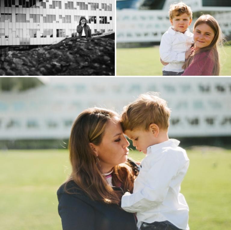 PHOTOGRAPHE FAMILLE OSLO FORNEBU STATOIL FAMILIE BILDER