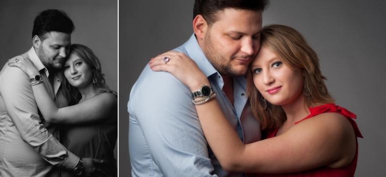 Portrait de couples studio B Beaucaire