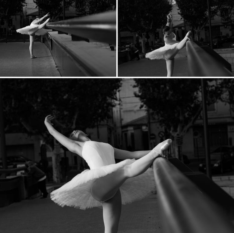DANSEUSE CLASSIQUE BEAUCAIRE STREET BALLET STUDIO B BASCUNANA BEAUCAIRE