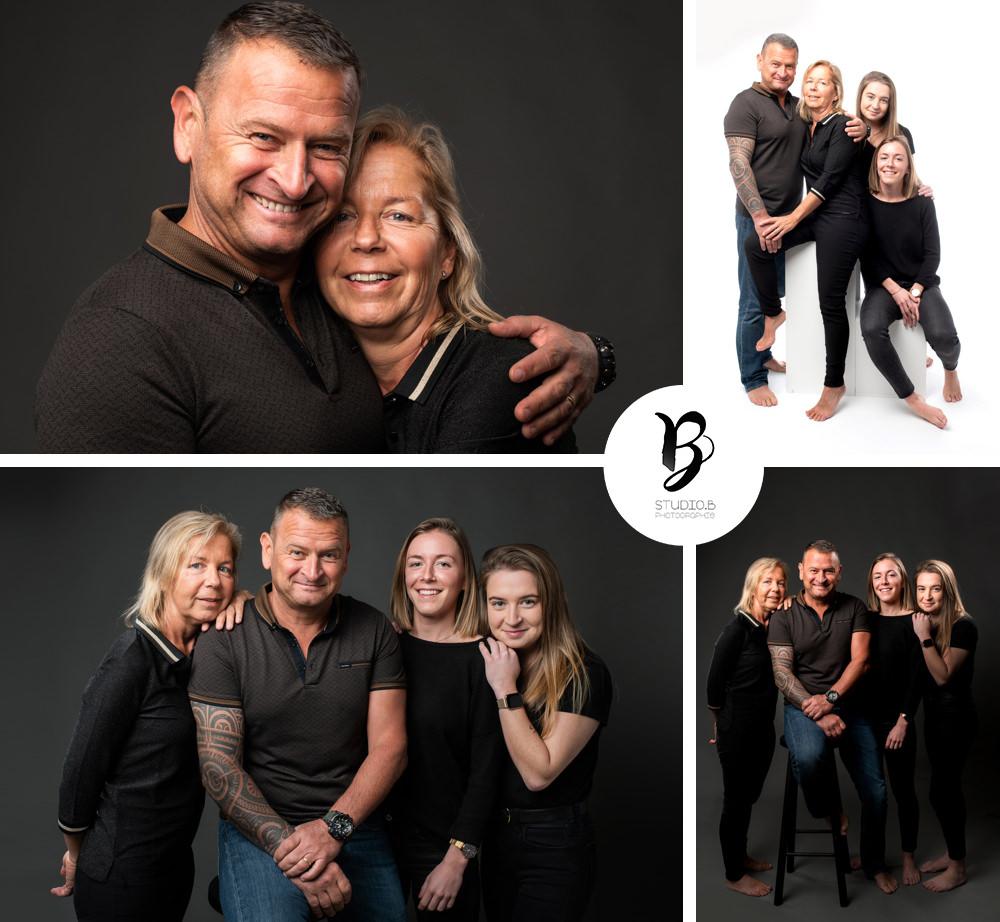 Offrir une séance photo en famille