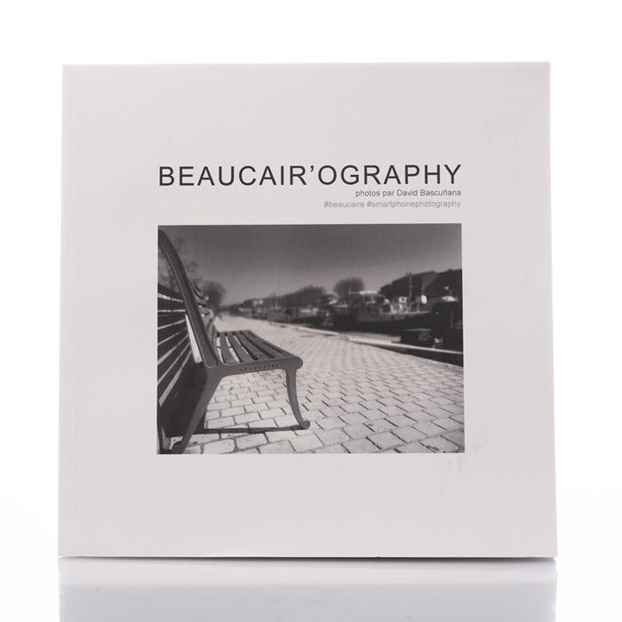 livre Beaucairography livre réalisé au smartphone sur la ville de Beaucaire