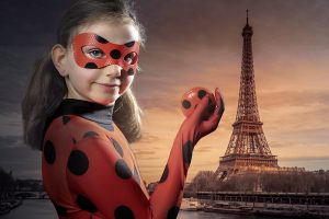 seance photo super héros ladybug miraculeuse studio photo beaucaire