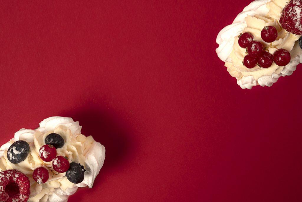 Photographe culinaire de pâtisseries
