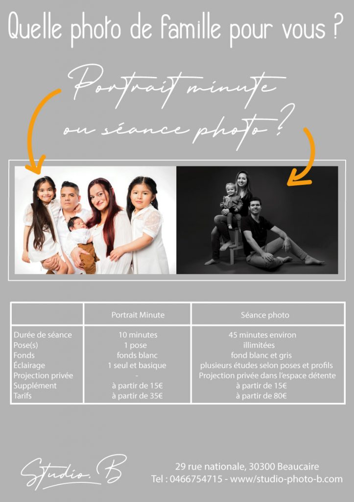 seance photo famille photographe beaucaire
